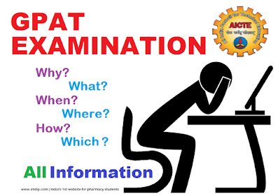 All the information on GPAT exam, What is GPAT exam?, Why GPAT is a benefit for you?, From where you can apply for GPAT?,When you should apply for GPAT?, which, how to apply GPAT, Who are eligible for GPAT?, crack GPAT, online registration of GPAT, online application of gpat, how to apply for gpat, what are the benefits of gpat, good things of gpat, Graduate Pharmacy Aptitude Test,