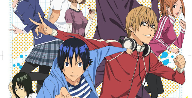 Download Bakuman. 2nd Season BD Subtitle Indonesia