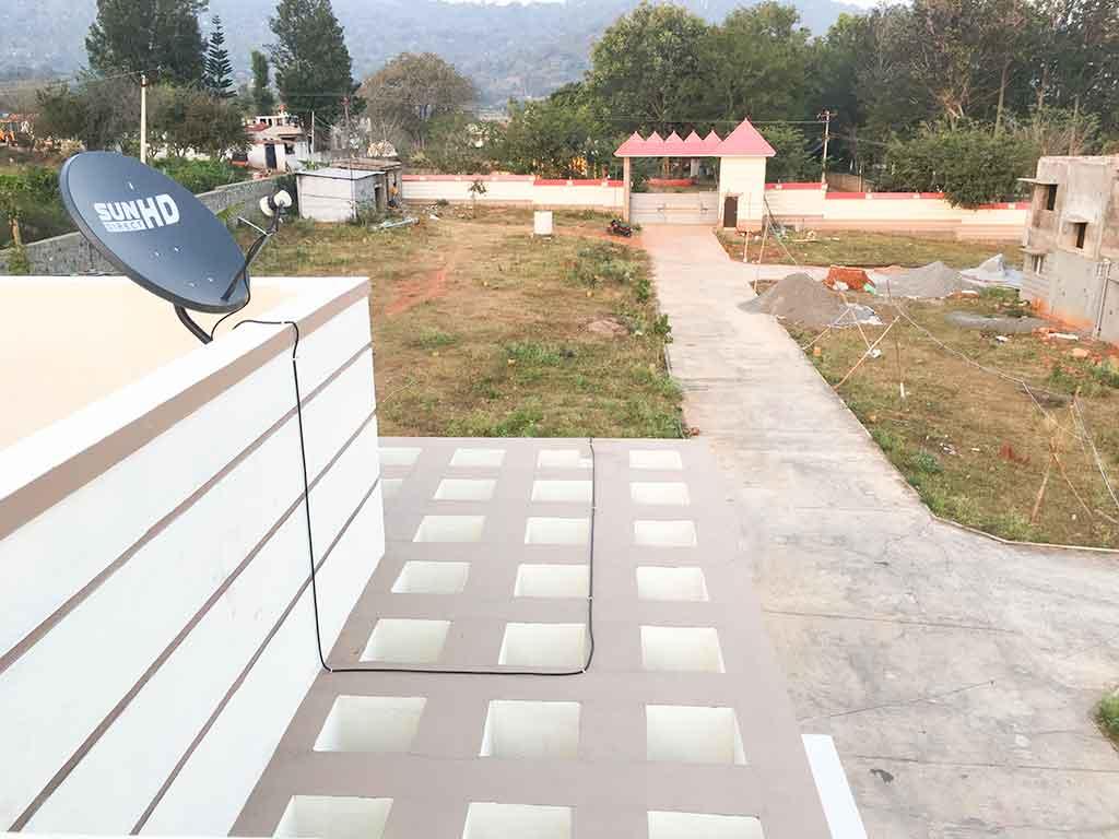 private villa for rent in yelagiri