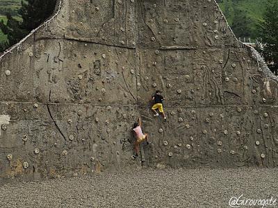 arrampicata Les 2 Alpes