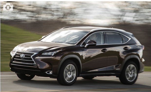 2017 Lexus NX300h Hybrid Review - Cars Auto Express | 2017, 2018, 2019 ...