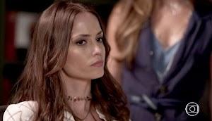 Advogada manda investigar o pai biológico de Nina, em 'Malhação - Toda Forma de Amar'