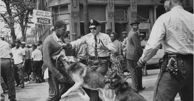 Birmingham 1963 Bill Hudson