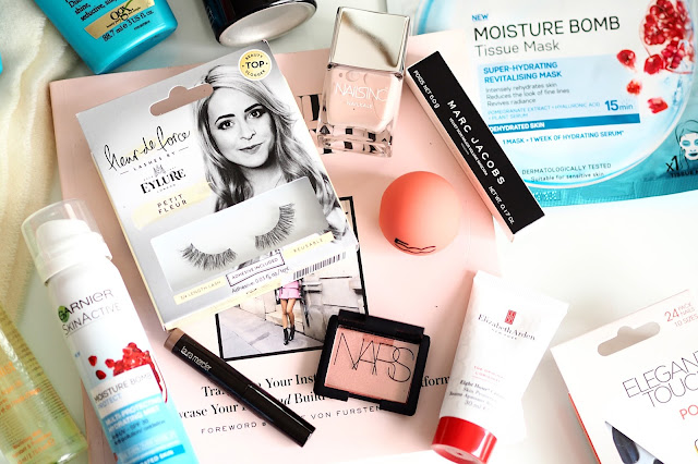 The Glamour Beauty Festival 2017 goodie bag