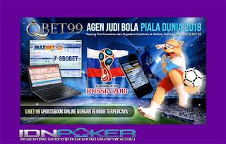 Bermain Judi Turnamen Poker Di QBet99