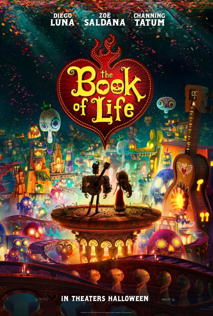 Poster 2: Book of Life