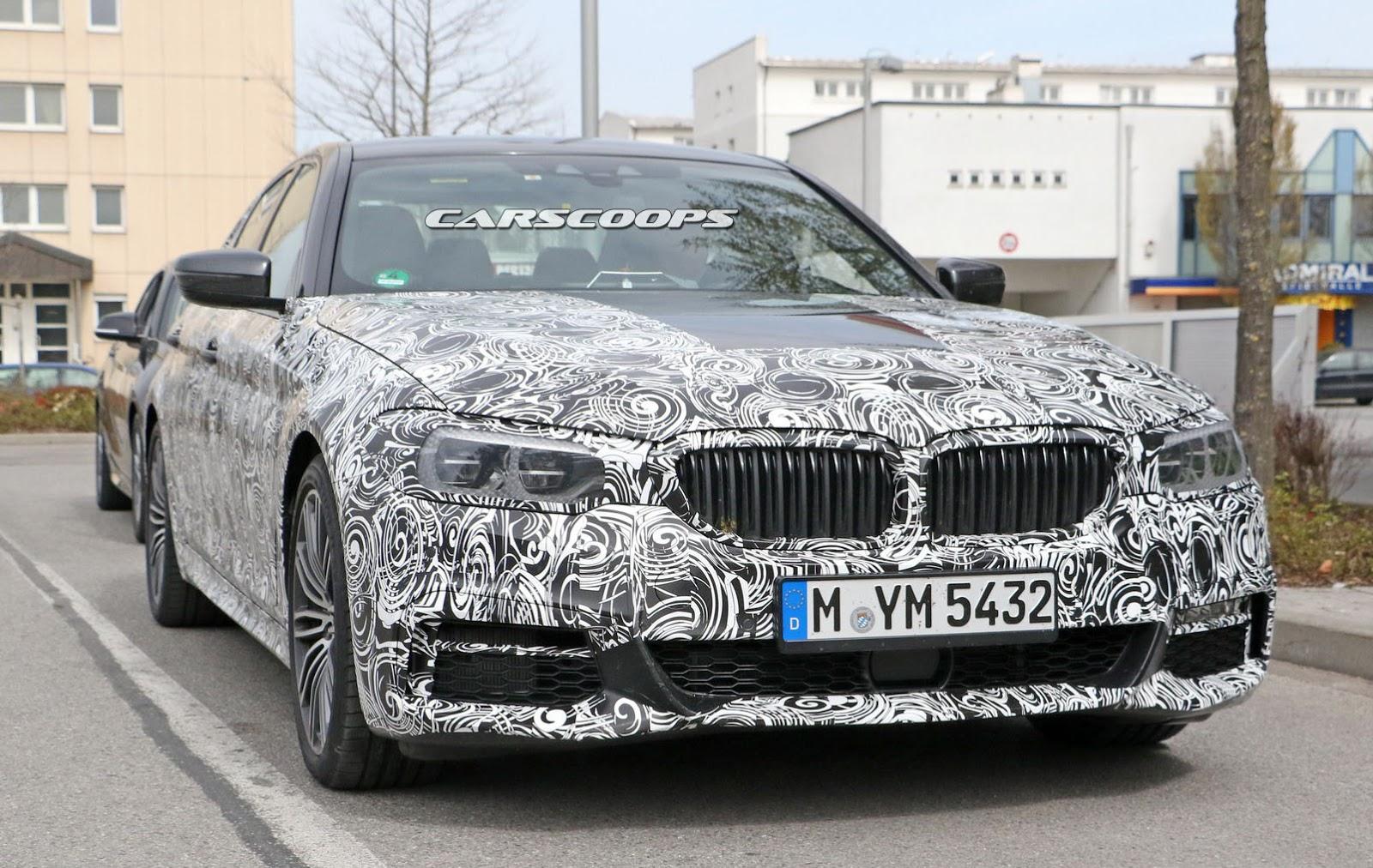 ... 2018 BMW 5 Series 2Sedan ...
