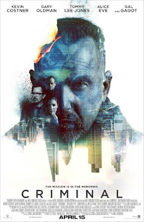 ตัวอย่างหนังใหม่ : Criminal (คนสมองเดือด ) ซับไทย poster1