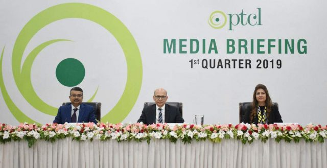 PTCL announces financial results - posts double digit growth in Q1