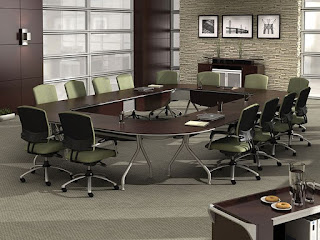 Collaborative Office Tables