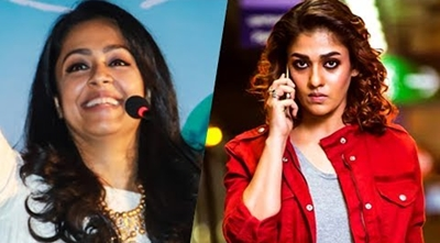 Jyothika Happy for Nayanthara! | Her Request to All Film Makers!