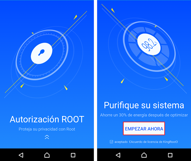 Root Sony Xperia Z3 y Z3 Compact