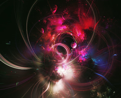 fractal collision
