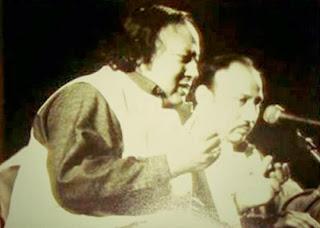 Dub Dub Jaave Dil Mera by Nusrat fateh Ali Khan
