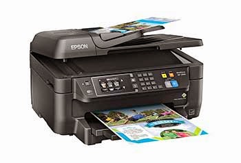 epson workforce wf-2660 all-in-one multifunction inkjet printer