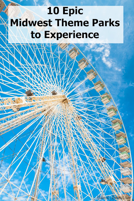 Epic Midwest Theme Parks to Experience