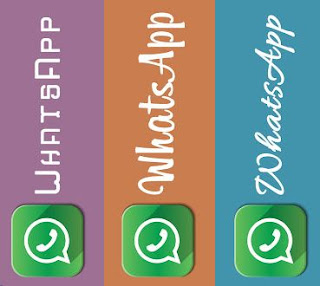 Application For Type Cool and Fancy Font In Whatsapp