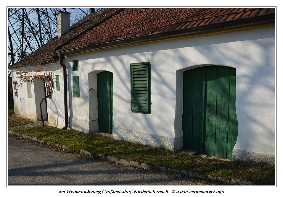 Weinwanderweg Grosswetzdorf
