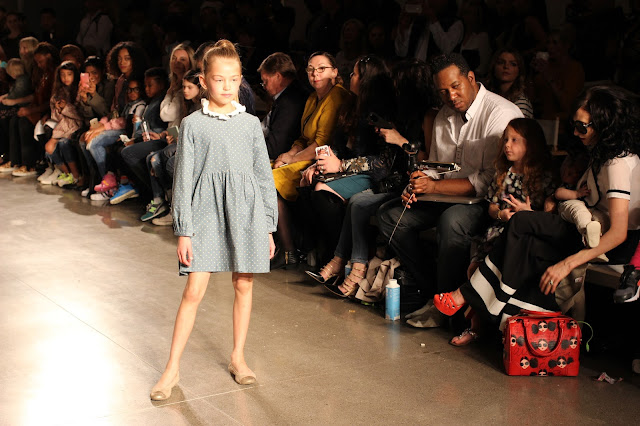 Blue Polka Dot Dress | Sen 35 | Petite Parade | Chichi Mary