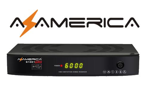 AZ AMÉRICA ATUALIZAÇAO AzAmerica-S1001-PLUS