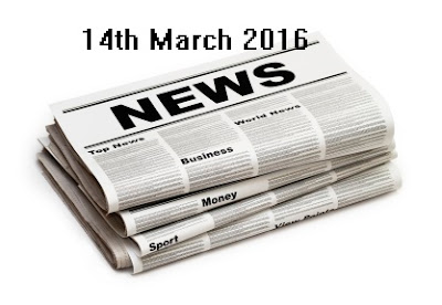 14th March: Headlines Across Top Kenyan Newspapers!