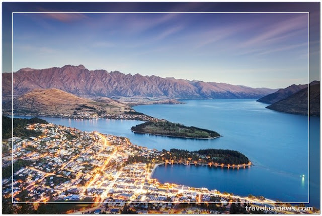 Queenstown, New Zealand - Top 7 Best Places to Travel in Australia & The Pacific At Least Once