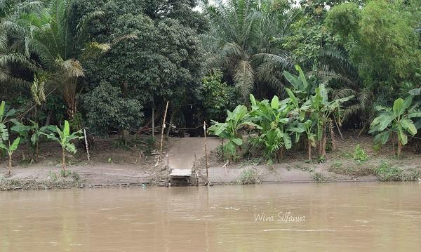 sungai di Kisaran