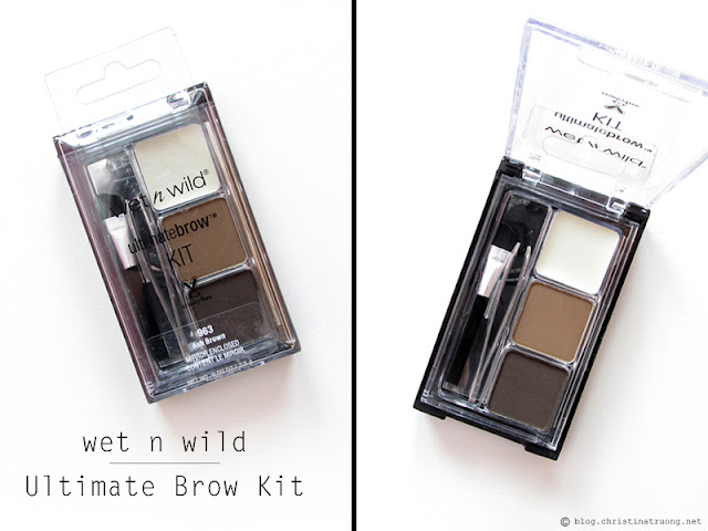 wet n wild 2017 collection Ultimate Brow Kit