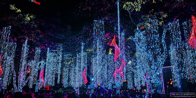 Makati City's Disney-Themed Festival of Lights 2018 | Ayala Triangle Gardens Lights & Sounds Show