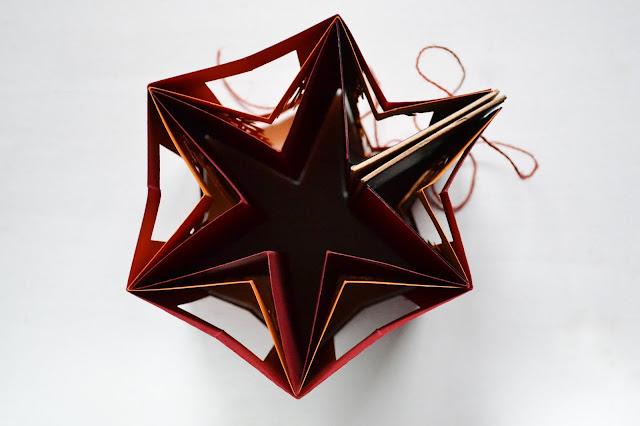 carousel book- libro carosello-libro stella- star book- la mandragola