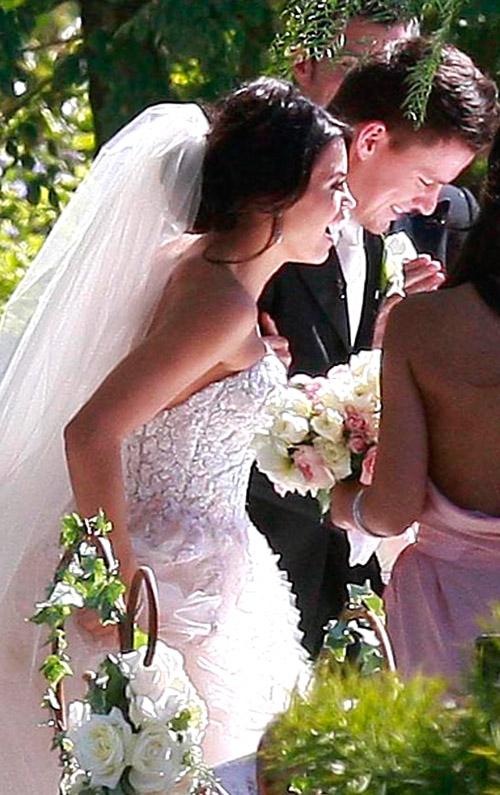 Wedding Pictures Wedding Photos Channing Tatum Wedding