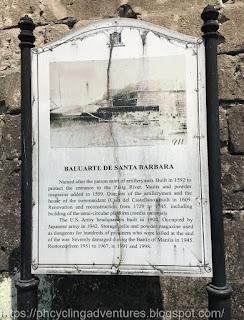 Baluarte de Santa Barbara
