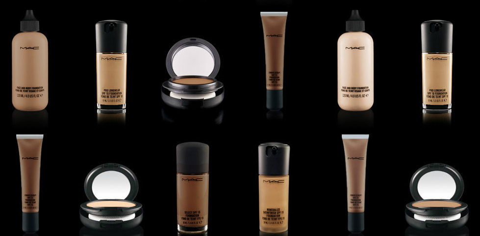 Beginner\u0027s Guide to MAC Shades in Base MakeupEverything-That Matters