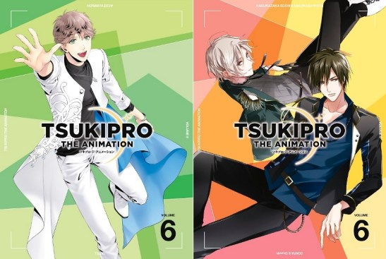 TSUKIPRO THE ANIMATION Bonus CD Vol.6(ED11&ED12)