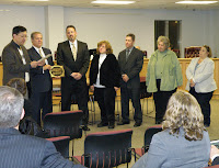 Freeholders Recognize Mount Olive's Historic Preservation Efforts