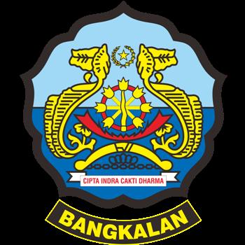 Logo Kabupaten Bangkalan PNG