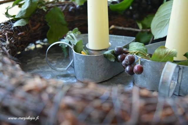 peltisydan kynttilat