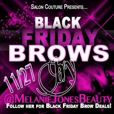 BLACK FRIDAY BROW DEALS!!!