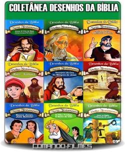 Mocidade Alerta Download Desenhos Biblicos Colecao Dvdrip