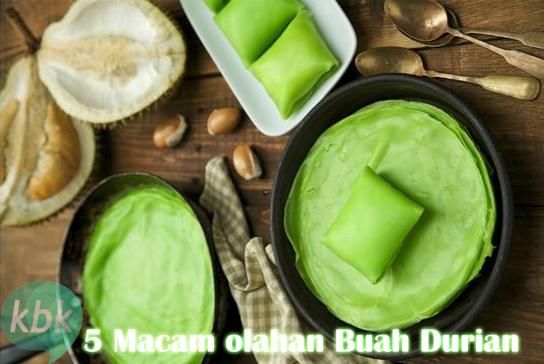 Sop Durian Kuliner Khas Medan