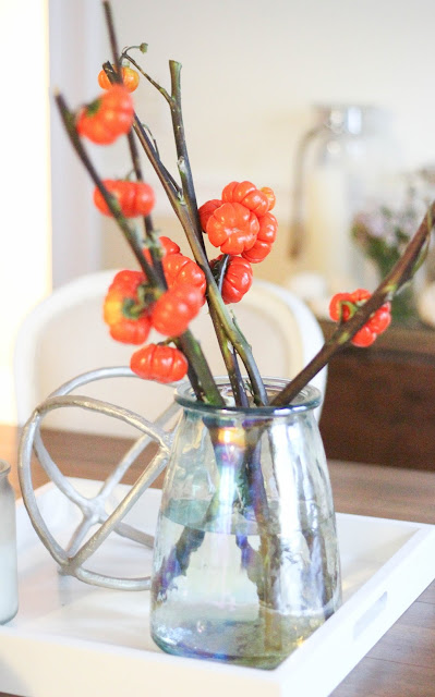 Fall Touches to Your Home on a Budget