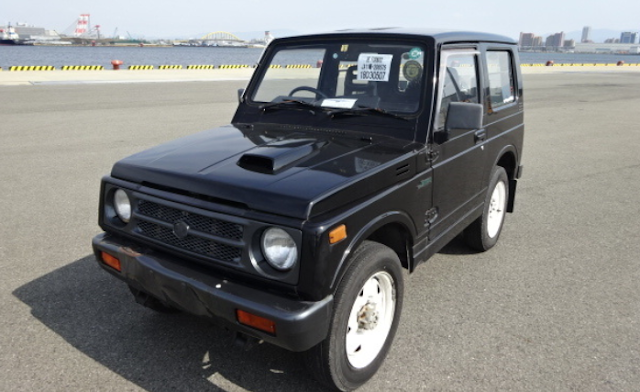 Suzuki Jimny J30