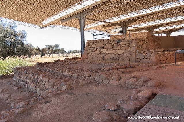 yacimiento de Cancho Roano, Badajoz