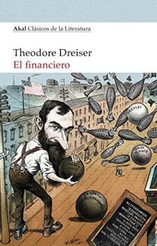 El financiero (Trilogía del deseo 1)
