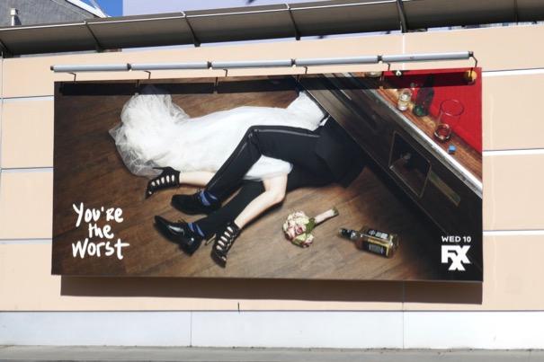 Youre the Worst final season billboard