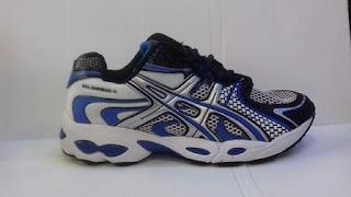 Sepatu Asic Gel Nimbus II, Sepatu Olah Raga, Sepatu Volly, Sepatu running, Sepatu Aerobic, Sepatu Impor, Sepatu Original