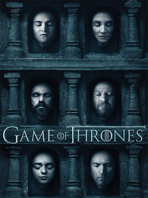 Game of Thrones S06E06 HDTV Rip 480p 200mb ESub
