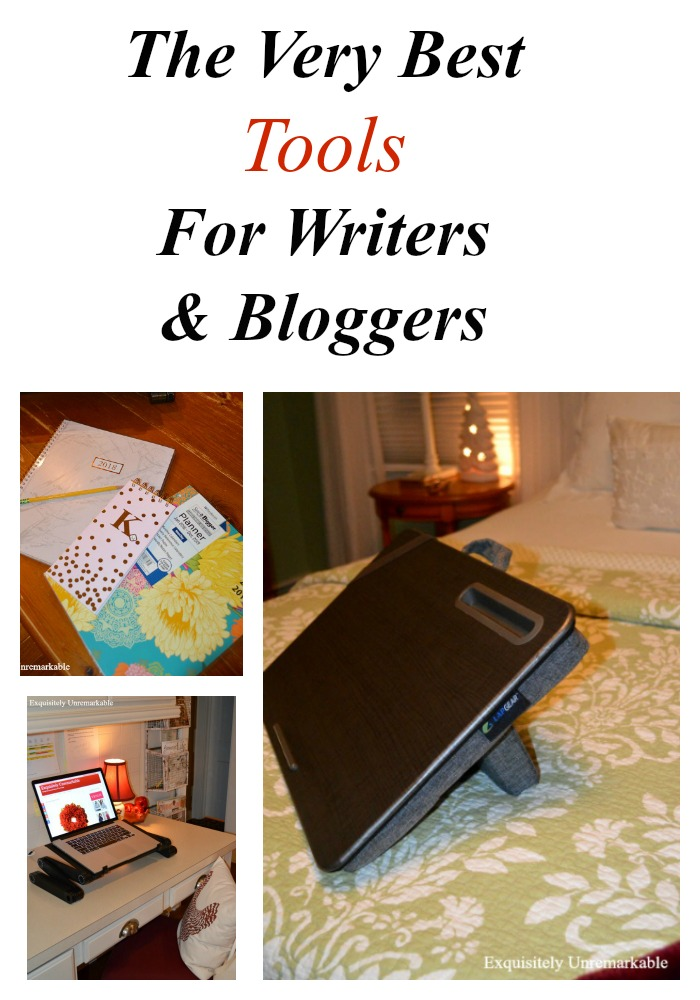 The Very Best Tools For Writers and Bloggers