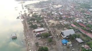 Ketika Tsunami Palu Bikin Kaget Ilmuwan Dunia