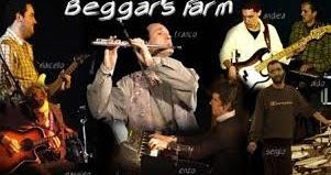 22/11/2016... Martedì pomeriggio...e domani... Beggar's Farm e De Andrè...e ci sarò anche io...e non solo